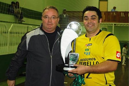 Final XIX Futcaça 2010 categoria Livre