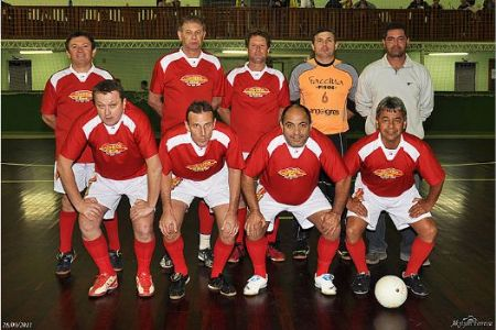 XX FutCaça 2011 – Categoria Master